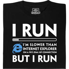 Run IE T-Shirt