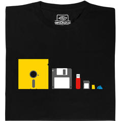 Storage Evolution T-Shirt