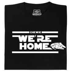 Chewie, we're Home T-Shirt