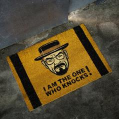 Doormat I Am The One Who Knocks