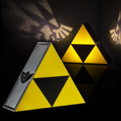 Zelda Triforce Light