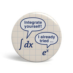 Geek Pin Integrate Yourself