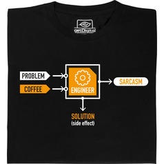 Engineer - Problem - Sarcasm T-Shirt