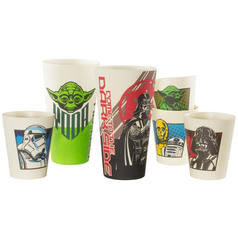Star Wars Bamboo Cups
