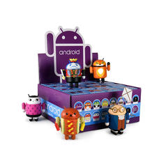 Android Collectible Figures Series 06