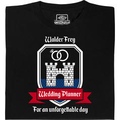 Walder Frey - Wedding Planer  T-Shirt