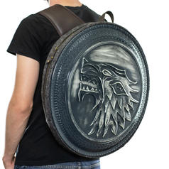 Game of Thrones Backpack House Stark Shield