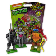 Teenage Mutant Ninja Turtles Mega Bloks Figures Series 1