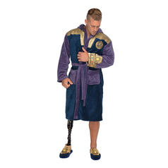 Marvel Avengers Bathrobe Thanos