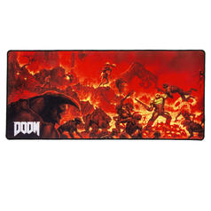 DOOM Oversized Gaming Mousepad