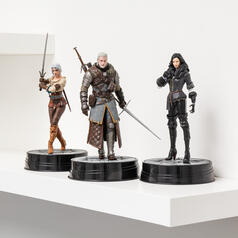 Figure da collezione di The Witcher 3: Wild Hunt