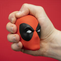 Antistress Deadpool della Marvel