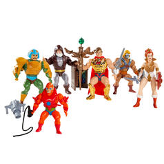 Vintage Masters of the Universe Wave 2