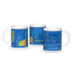 Science Mug Mechanical Engineering