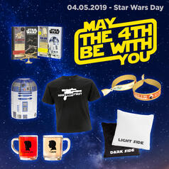 Star Wars Day Bundle mit T-Shirt