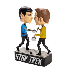 Star Trek TOS Bobble Heads Amok Time - Kirk vs. Spock