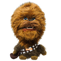 Star Wars Chewbacca Plush Toy with Sound