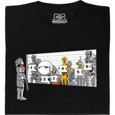 These are not the droids you are looking for (Questi non sono i droidi che state cercando)  T-Shirt