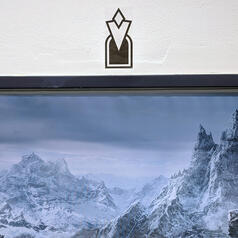Fantasy Adventure Game Quest Marker Decal
