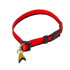 Star Trek Cat Collar