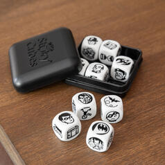 DC Comics Batman Story Cubes Die Game