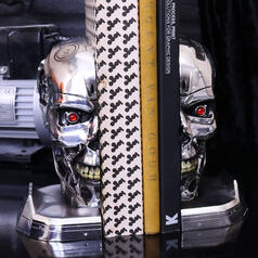 Terminator T-800 Bookends