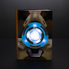 Overwatch Tracer Light Up Notebook