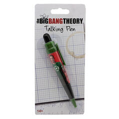The Big Bang Theory Talking Pen