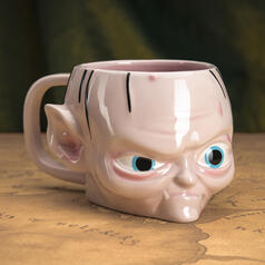 The Lord of the Rings 3D Mug Gollum