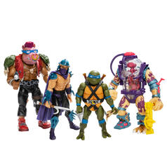Teenage Mutant Ninja Turtles Ultimates Collectible Figures Wave 2