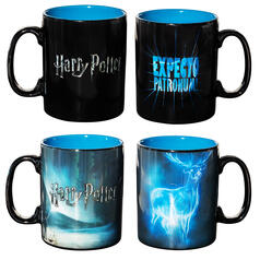 Tazza sensibile al calore Patronus di Harry Potter