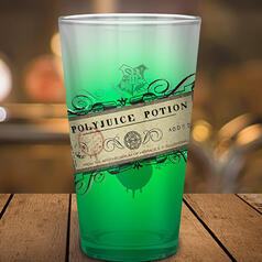 Harry Potter Polyjuice Potion Glass