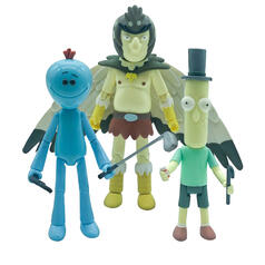 Rick and Morty Funko Action Figure