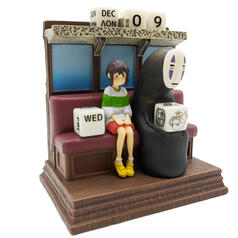 Ghibli Spirited Away Calendar