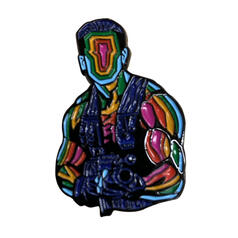 Predator Limited Edition Pin Badge