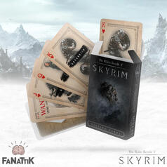 Carte da gioco The Elder Scrolls Skyrim