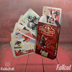 Carte da gioco Fallout Nuka World