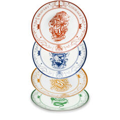 Harry Potter Hogwarts Set of Plates