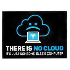 There is No Cloud Decal