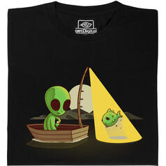 Abducting Fish T-Shirt