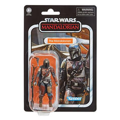 Star Wars Vintage Collection The Mandalorian Collectible Figure