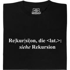 Rekursion T-Shirt