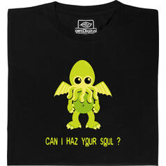 Can I haz your soul T-Shirt