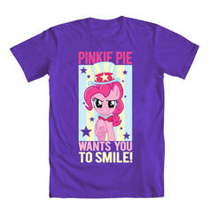 Pinkie Pie Want You