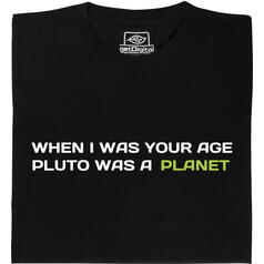 Pluto was a planet T-Shirt