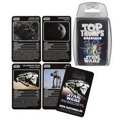 Top Trumps per geek in tedesco