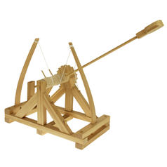 Da Vinci Catapult Assembly Kit