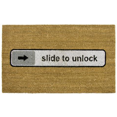 Zerbino Slide to unlock