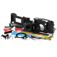 Konstruktor Lomography Camera Construction Kit