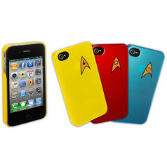 Custodia per iPhone 4 Star Trek